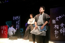 横濱リーディングコレクション♯1福田恆存を読む!「わが母とはたれぞ」舞台写真
