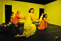 2008年4月、STスポット提携公演、「フリー」