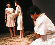 「褒め殺し」公演写真2