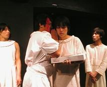 「褒め殺し」公演写真3