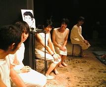 「褒め殺し」公演写真