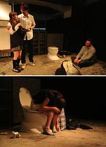 『便所の落書き屋さん』舞台写真
