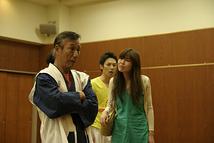 林 邦史朗 芸能生活50周年記念公演「名残〜NAGORI〜」6/25稽古場風景