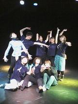 第2回ダンス公演 スーパーりんごロケット 集合写真