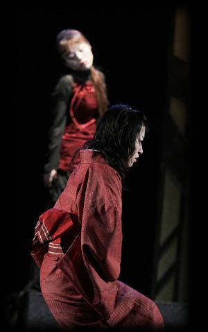 2005年東京国際芸術祭「BARBER ORCHESTRA」