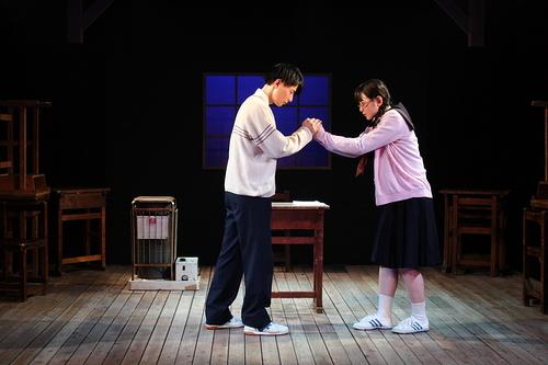 09年11月『飯縄おろし』男子高校生バージョン