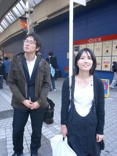 川崎の二人
