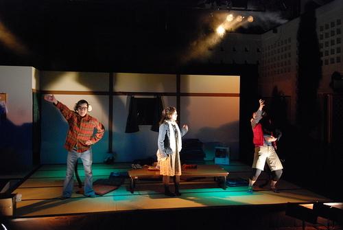 「桜みかん」舞台写真2
