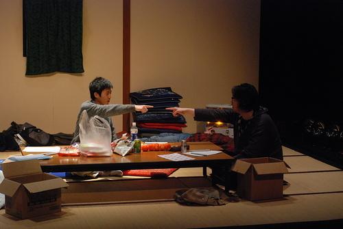 「桜みかん」舞台写真3