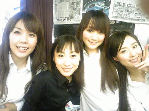 2回目公演の女子陣