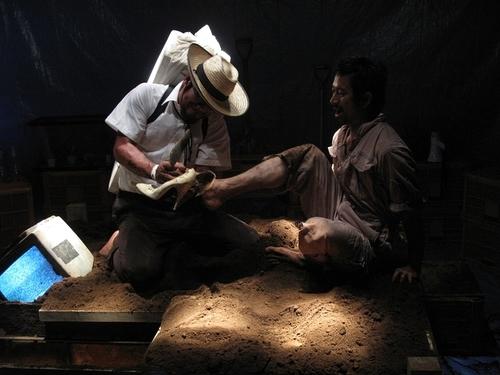 ユーフラテス 男とアニマ