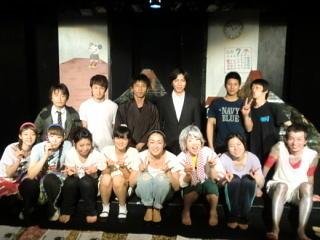 """""""STRAYDOG""""seedling公演「ゴジラ」2010"""