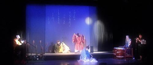 「葛の葉」 舞台 保名byEQUUS