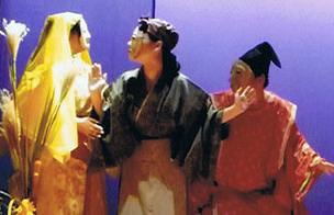 本物の葛の葉姫byVAMPと両親(MAB、POCO)