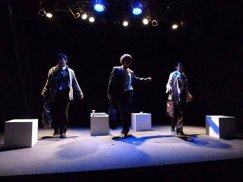 「アルファ」公演写真3