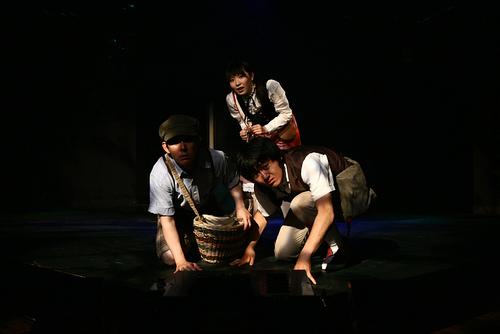 ハコニワフォレスト舞台写真2