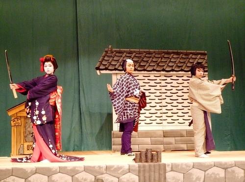 大江戸こども歌舞伎 信楽会たぬきっず