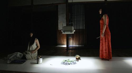 2010年「班女」鳥の演劇祭3ショーケース招待公演