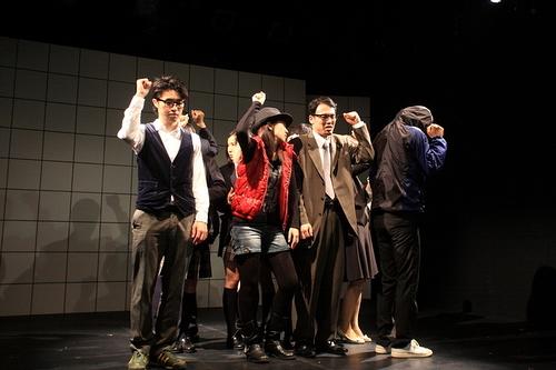過去舞台写真「ボイルド・シュリンプ&クラブ」①