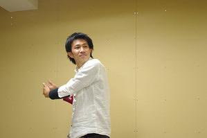 杉田真吾。