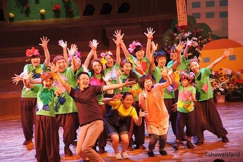 2012年夏 手話ミュージカル2
