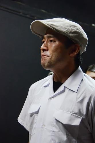 スタジオ稽古・高橋