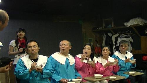 2013年8月公演「こどもの一生」稽古風景6