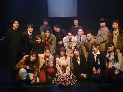 2014年4月公演集合写真