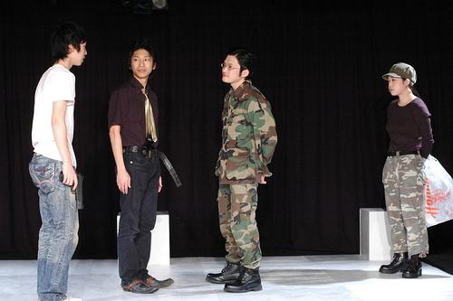 「ボクラノココロガキエタヒ」舞台写真4
