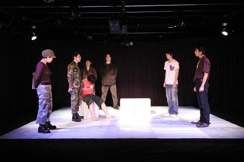 「ボクラノココロガキエタヒ」舞台写真6
