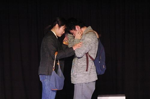 「ボクラノココロガキエタヒ」舞台写真7