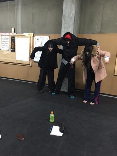 2/13 青組お稽古初日②