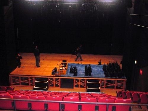 劇場見学3