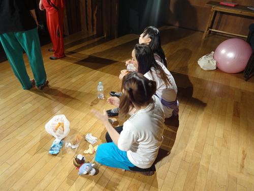 「8人の女優たち」公演写真