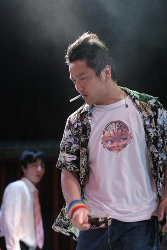 「通天閣の純二」役、宮崎重信