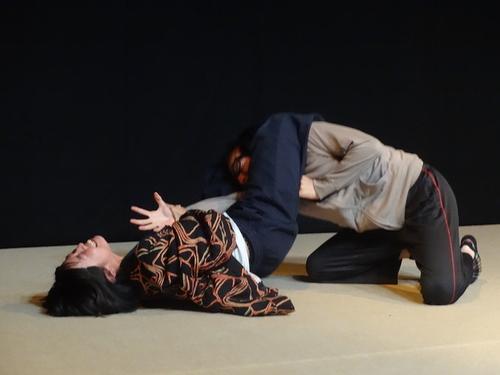 「恋人はコメディアン」公演写真