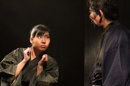 「桜舞う夜、君想ふ」舞台写真館〜2015ver〜