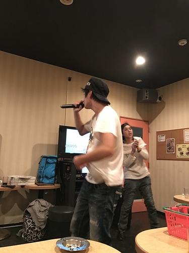 打ち上げ〜2