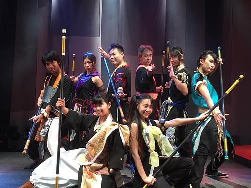 劇団羅針盤第三十三回公演『西遊記 ──最果ての勇敢なる帰結を語る──』