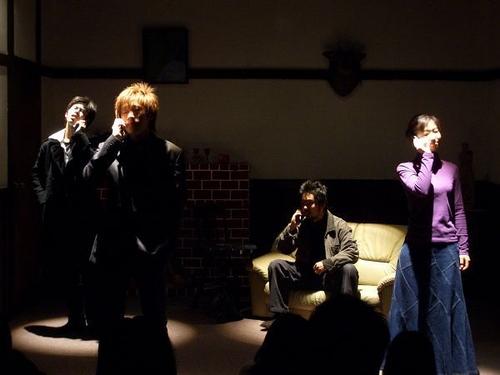 06年12月BABY ALONE 公演写真