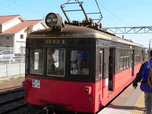 銚子電鉄の車両