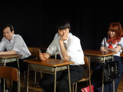 「R・プロジェクトの学園天国!」公演写真