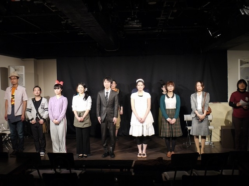 ♭1~役者への道~ 発表公演2013