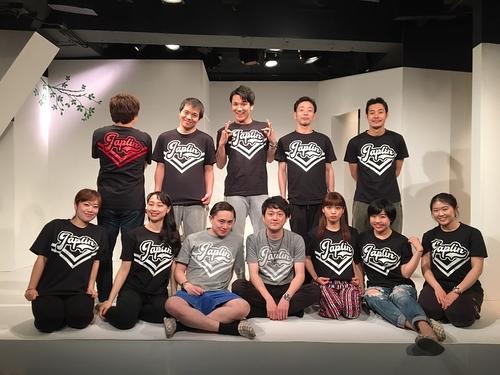 JAPLIN Tシャツ