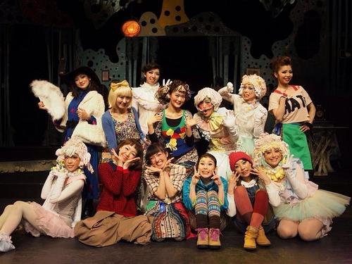 10周年記念公演「おとぎのさんとヒミチュロリン」