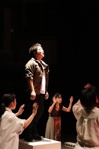 平成29年度次世代応援企画beak a leg参加作品 無名劇団第26回公演『無名稿 侵入者』