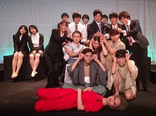 学窓座集合写真(2017年9月)