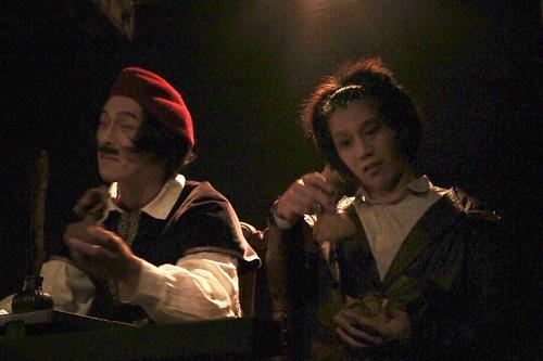 アントーニオとシャイロック