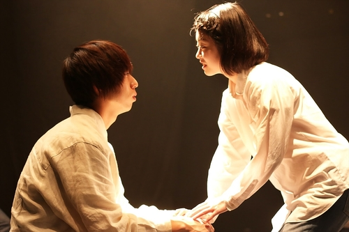 001「余白の音」舞台写真