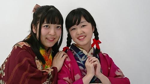 2018年1月パフォーマンスリーディング『大阪少女』